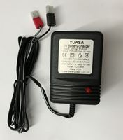 YCE06A6 Yuasa 6v 600mA VRLA Battery Charger From £12.49 EX VAT Buy Online from The Battery Shop